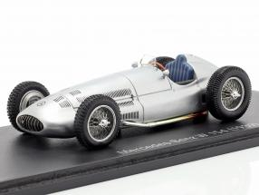 Mercedes-Benz W 154 / W 163 Year 1939 silver 1:43 Spark