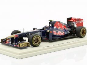 Daniel Ricciardo Scuderia Torro Rosso STR8 #19 Formula 1 2013 1:43 Spark