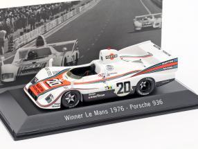 Porsche 936 #20 Winner 24h LeMans 1976 Ickx, Lennep 1:43 Spark