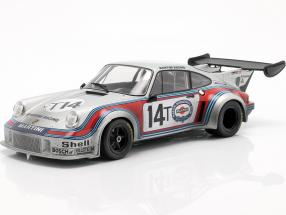 Porsche 911 RSR 2.1 Turbo #14T Practice 1000km Spa 1974 Müller, van Lennep Dirty version 1:18 Norev