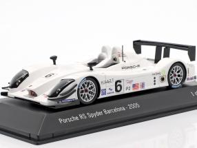 Porsche RS Spyder #6 Barcelona 2005 1:43 Spark
