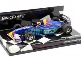 Johnny Herbert Sauber C16 #16 formula 1 1997 1:43 Minichamps