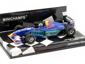 Nicola Larini Sauber C16 #17 formula 1 1997 1:43 Minichamps
