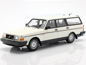 Volvo 240 GL Break year 1986 white 1:18 Minichamps