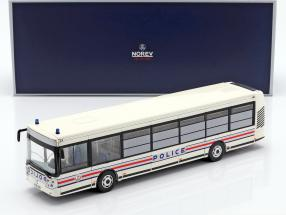Irisbus Citelis Police Nationale Transport Interpelles year 2008 white 1:43 Norev