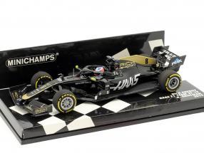 Romain Grosjean Haas VF-19 #8 formula 1 2019 1:43 Minichamps