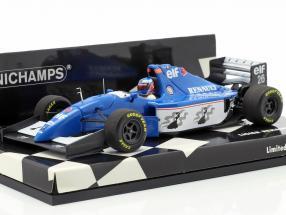 Olivier Panis Ligier JS39B #26 formula 1 1994 1:43 Minichamps