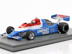 Clay Regazzoni Ensign N180 #14 Brasilien GP formula 1 1980 1:43 Spark