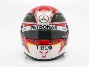 Lewis Hamilton Mercedes-AMG F1 W10 EQ Power  #44 Formel 1 2019 Helm 1:2 Bell