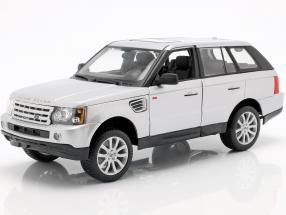 Range Rover Sport silver 1:18 Maisto