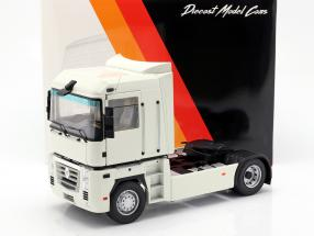 Renault Magnum Phase 2 Truck year 2001 white 1:18 Z-Models
