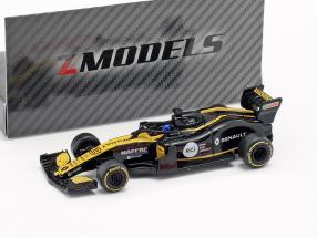 Daniel Ricciardo Renault R.S.19 #3 formula 1 2019 1:64 Pullback Z-Models