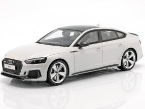 Audi RS 5 Sportback year 2019 suzuka grey 1:18 GT-Spirit