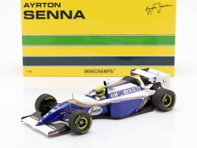 Ayrton Senna Williams FW 16 #2 Pazifik GP Formel 1 1994 1:18 Minichamps