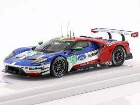 Ford GT #66 24h LeMans 2017 Johnson, Mücke, Pla 1:43 TrueScale