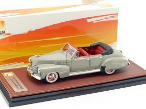 Cadillac Series 62 Convertible Sedan Open year 1941 gray 1:43 GLM