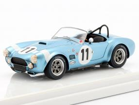 Shelby Cobra Roadster #11 12h Sebring 1964 Gurney, Johnson 1:43 TrueScale