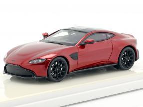 Aston Martin Vantage year 2018 hyper red 1:43 TrueScale