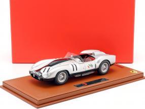 Ferrari 250 TR58 #11 12h Sebring 1959 Rodriguez, O`Shea 1:18 with showcase BBR