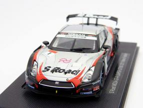 Nissan GT-R #1 S Raod Mola Super GT500 2011 Nismo Festival 1:43 Ebbro