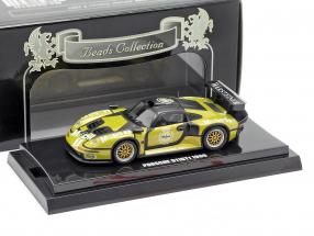 Porsche 911 GT1 #1 Test Car 24h LeMans 1996 1:64 Kyosho