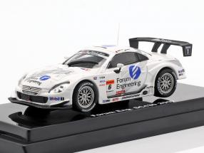 Lexus SC430 #6 Super GT Series 2007 Kataoka, Wirdheim 1:64 Kyosho