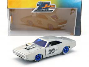 Dodge Charger R/T year 1970  silver  Jada Toys