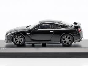 Nissan GT-R (R35) black