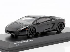 Lamborghini Gallardo black  1:64 Kyosho