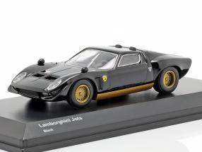 Lamborghini JOTA black 1:64 Kyosho