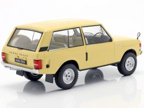 Land Rover Range Rover 3.5 V8 year 1972 light yellow