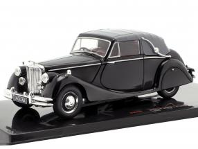 Jaguar MK V 3.5 ltr. DHC Cabriolet Closed Top year 1950 black 1:43 Ixo