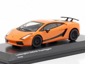 Lamborghini Gallardo Superleggera orange 1:64 Kyosho