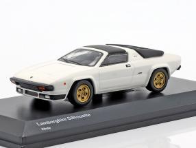 Lamborghini Silhouette white