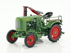 Fendt Dieselross F20G tractor green 1:18 Schuco