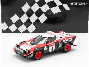 Lancia Stratos HF #4 Winner Rallye San Remo 1978 Alen, Kivimäki
