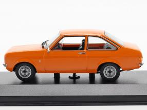 Ford Escort year 1975 orange