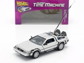 De Lorean DMC 12 Back to the Future 1:24 Welly
