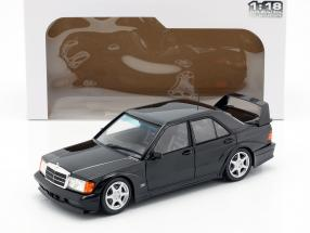Mercedes-Benz 190E 2.5-16V Evolution II Baujahr 1990 schwarz 1:18 Solido