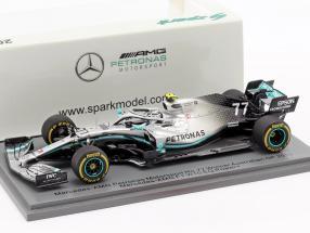 V. Bottas Mercedes-AMG F1 W10 #77 Winner Australia GP formula 1 2019 1:43 Spark