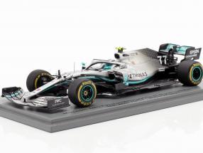 V. Bottas Mercedes-AMG F1 W10 #77 Winner Australien GP Formel 1 2019 1:43 Spark