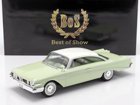 Edsel Ranger Hardtop year 1960 lime / white 1:18 BoS-Models