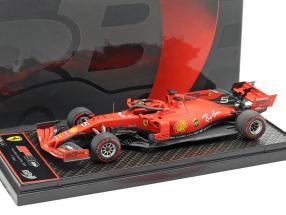 Sebastian Vettel Ferrari SF90 #5 4th Australian GP F1 2019 1:43 BBR