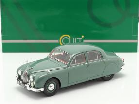 Jaguar 2.4 MKI year 1955 green 1:18 Cult Scale