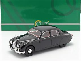 Jaguar 2.4 MKI year 1955 black 1:18 Cult Scale