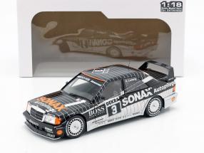 K. Ludwig Mercedes-Benz 190E 2.5-16 Evolution II #3 DTM Meister 1992 1:18 Solido