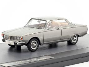Rover P6 Graber Coupe year 1968 gray metallic 1:43 Matrix
