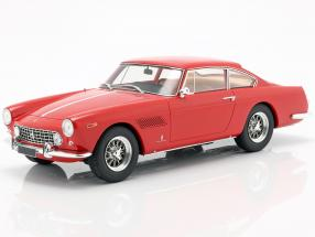 Ferrari 250 GTE 2+2 year 1960 red 1:18 Matrix