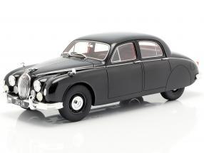 Jaguar 2.4 MKI year 1955 black 1:18 Cult Scale