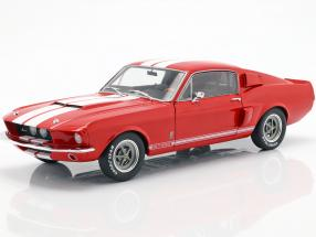 Shelby Mustang GT 500 year 1967 red 1:18 Solido